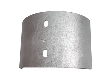 China 50cm High Wall Cast Aluminium Downpipes Anodizing Treatment With Aluminum Plate supplier
