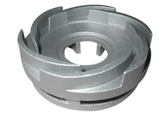 Good Quality Cast Aluminum Products & Mechanical Property Cast Aluminum Impellers Ra6.3 - 12 For Cylinder Blocks on sale