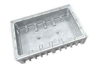 China A356-T6 Extruded Aluminum Case Heat Treatment With AISI DIN Standard supplier
