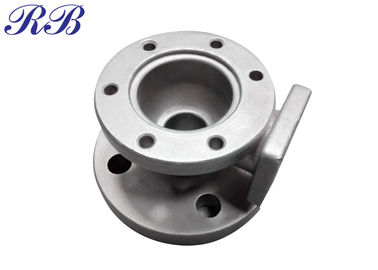 China Natural Color Bracket Precision Investment Casting Stainless Steel Material supplier