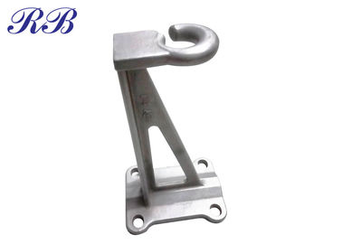 China Lost Wax Casting Precision Investment Casting Brackets With ISO Standard supplier