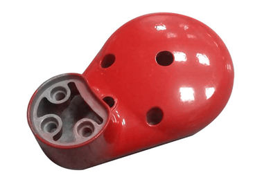 China Produce Mold Firstly / A356 A380 Aluminum Casting Customized Color And Size supplier