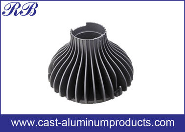 China Manufacturer Mold Firstly / Cast Aluminum Alloy Housing Customized Anti Corrosion supplier