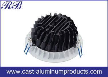 China Making Mold Firstly / Aluminum Cast Housing High Pressure Casting With Powder Coating Surface supplier