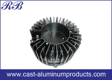 China Making Mold Firstly / Excellent Heat Dissipation Casting Aluminum Parts Radiator Light Accessory supplier