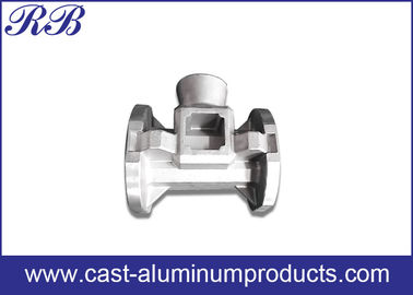 China Aluminum Alloy Machinery Parts Cast Aluminum Products Sand Casting Process supplier