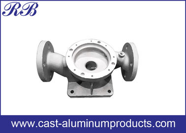 China Customized Cast Aluminum Products With Machining Aluminum Alloy supplier