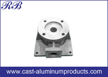 Aluminum Alloy Sand Cast Aluminum Products Mechanism Customize Specification