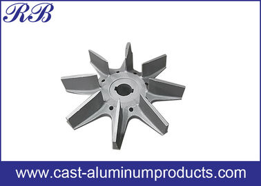 Cast Metal Impellers / High Precision Casting / ISO Certificated Foundry