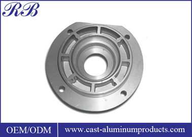 China Produce Mold Firstly / Precision Custom Aluminum Casting Flange / Permanent Casting Parts supplier