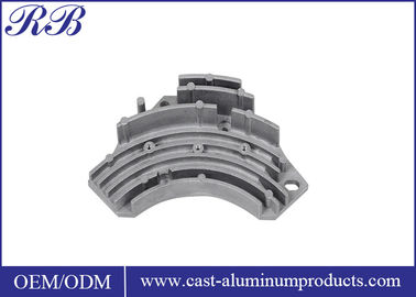China Produce Mold Firstly / Customized Cooling Fin Aluminum Casting supplier