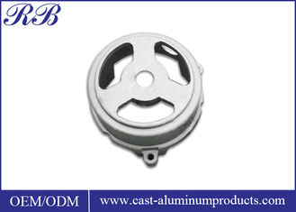 Produce Mold Firstly / Steel Mould High Pressure Casting Machining Aluminum Cover Lightweight