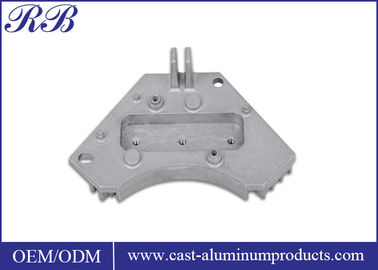 China Produce Mold Firstly / High Pressure Alloy Aluminum Casting CNC Machining Mechanical Part supplier