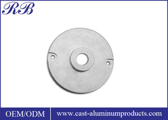 Produce Mold Firstly / Steel Mould Custom Aluminum Casting High Pressure With Precision Machining