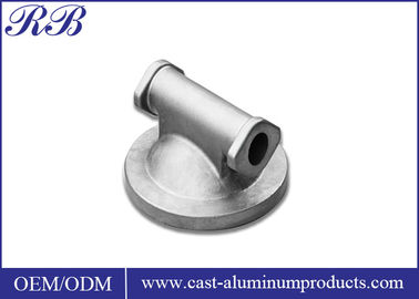 China Carbon Steel Casting Process / Precision Metal Casting With Heat Treatment supplier