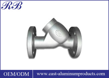 Precision Stainless Steel Investment Casting Customized Size OEM Service