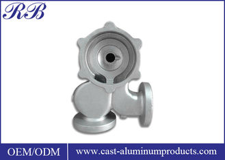 Durable Stainless Steel Casting Products Valve High Strength Lightweight