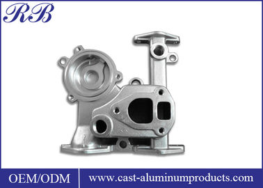 China High Precision Lost Wax Casting Stainless Steel Required Mould ISO9001 supplier