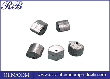 China Lightweight Custom Lead Casting / Precision Metal Casting Small Size supplier