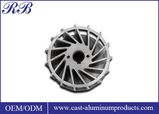 China Stainless Steel Precision Metal Casting Impeller For Non Standard Parts supplier