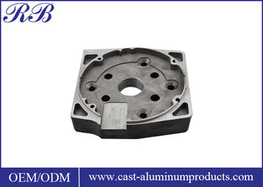 China Cast Aluminum Alloy Low Pressure Die Casting Parts Pressure Casting Process supplier