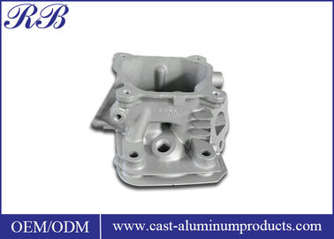 Good Surface Accuracy Low Pressure Casting Process High Strength Parts OEM