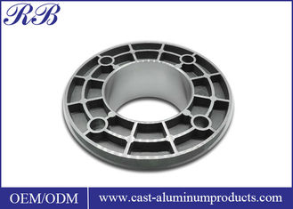 China High Precision Aluminum Die Casting Parts A356 Material With CNC Machining supplier