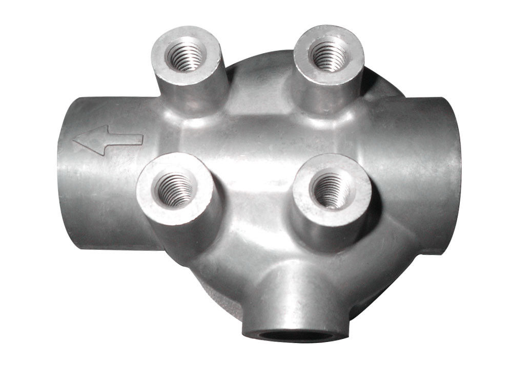 Astm A350 A216 Wcb Investment Casting Products A380 Aluminum Alloy  Explosion Proof