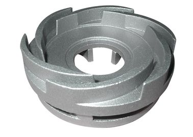 Customized Material Cast Aluminum Impellers ZL101A-T6 With Stable Complex Shapes
