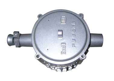 China CNC Part Aluminum Die Casting Alloys , Brushing ZL104 Extruded Aluminum Housing distributor