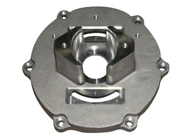 China Roughness Ra10 Aluminum Motor Housing AISI DIN With Brushing Polishing Surface factory