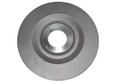 China A356 JIS Aluminum Tube Flange , High Electrical Conductivity Aluminum Floor Flange factory