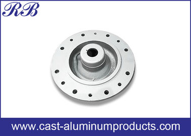 China Machinery Part Cast Aluminum Products Customized Mold And Casting Process distributor