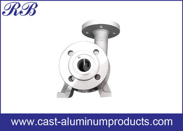China A356 / A380 Sand Casting Aluminum Valve / Non Standard Metalworking Products distributor
