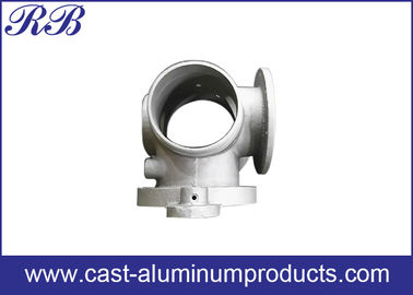 China Industrial Parts Cast Aluminum Products A356 / A380 Custom Specification Metalwork distributor