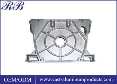 Produce Mold Firstly / Metalwork Lightweight Aluminum Die Casting Shell Anti Corrosion Steel Mould Material