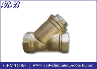 China Copper Alloy Casting Customized Service Produced According To Customer's Drawings distributor