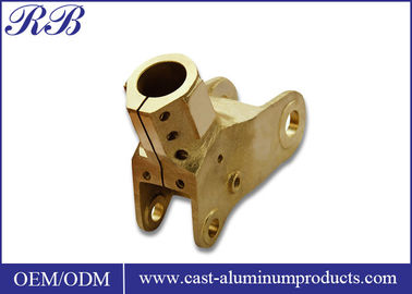 China Metal Mould Copper Alloy Precision Casting Process For Automobiles / Construction distributor