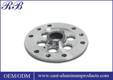 China Custom Stainless Steel Flange Smooth Surface Industrial Machining With No Defeat distributor