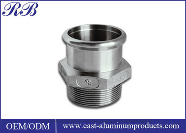 China Cast Stainless Steel Precision Investment Casting High Precision ISO9001 distributor